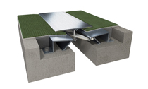 430 Series Floor System Expansion Joint