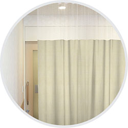 In-Stock Cubicle Curtains