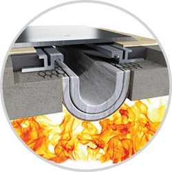 Fire Barrier Expansion Joint
