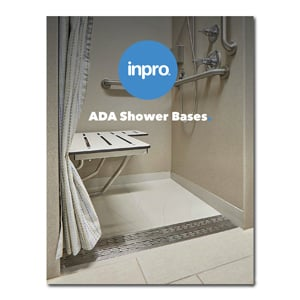 ADA Shower Bases Brochure