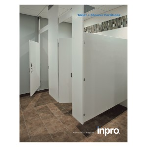 Toilet + Shower Partition Brochure