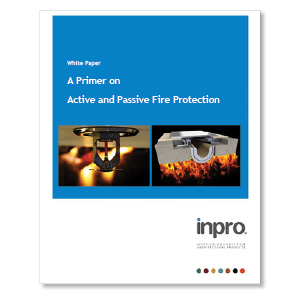 White Paper: Active vs Passive Fire Protection