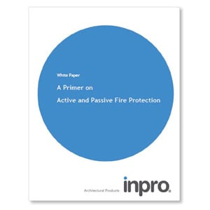 Active vs Passive Fire Protection White Paper Thumbnail