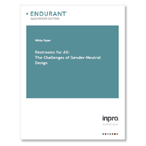 White Paper - Gender Neutral Restrooms