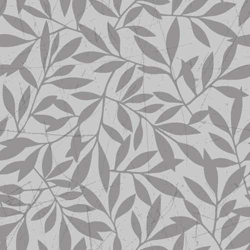 Aspex printed wall art Bloom pattern in grays