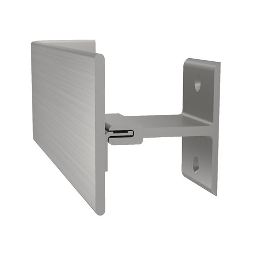50SS Wall Guard stainless steel cut away view