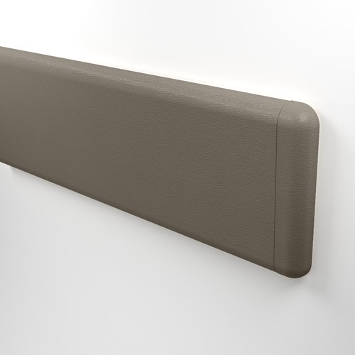 700 Wall Guard in Shiprock gray rigid vinyl
