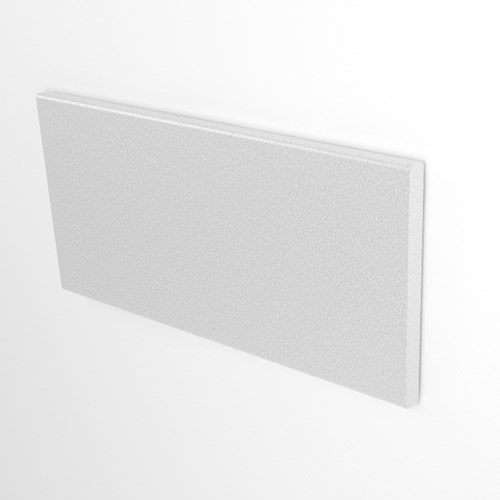 "NuTree Wall Guard 1/2"" thickness in white"