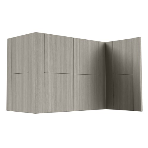 Wall Panel System with out reveal