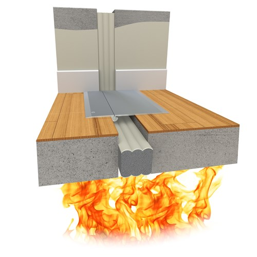 990 Series Fire Rated Foam Expansion Joint