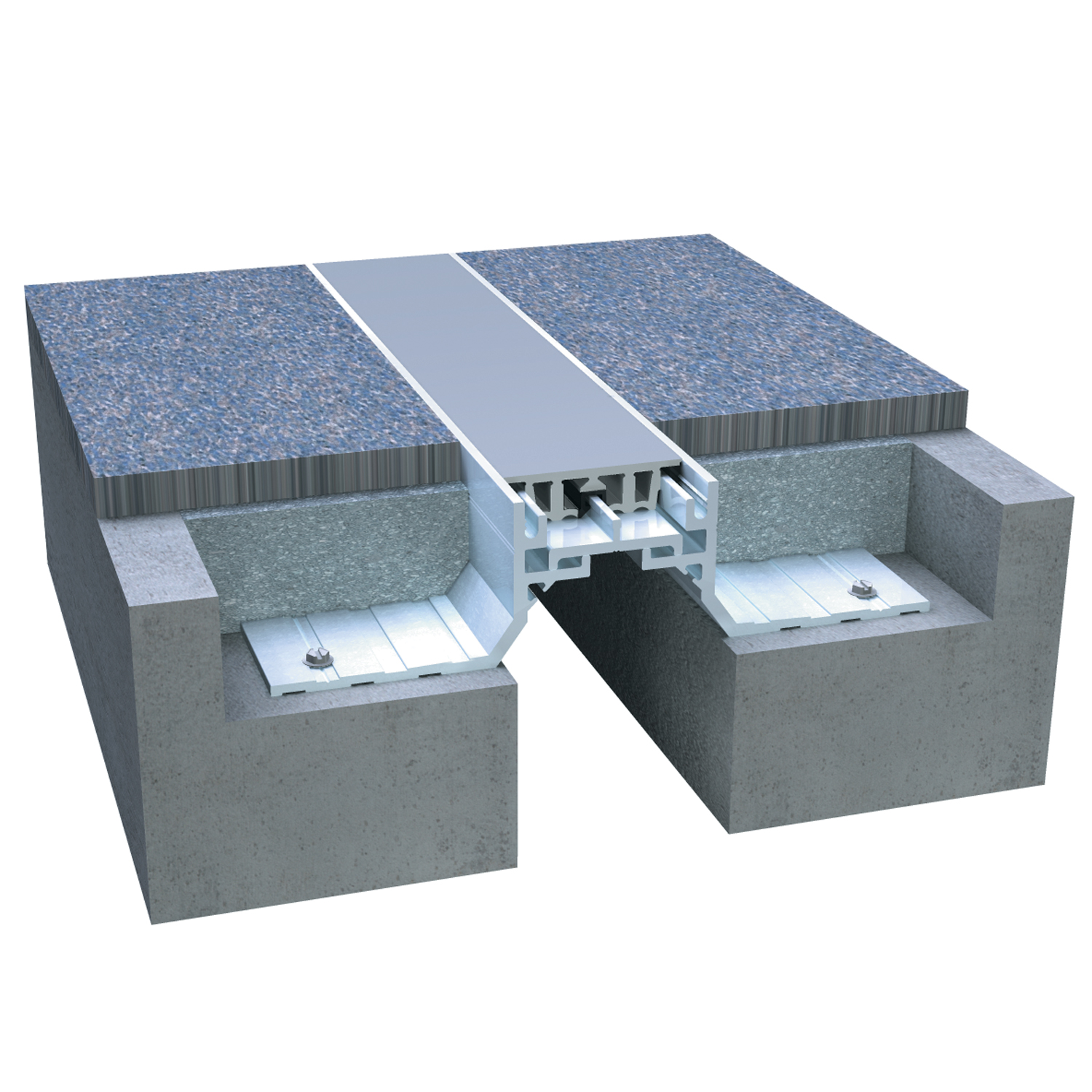 101 Series Floor Systems Expansion Joints