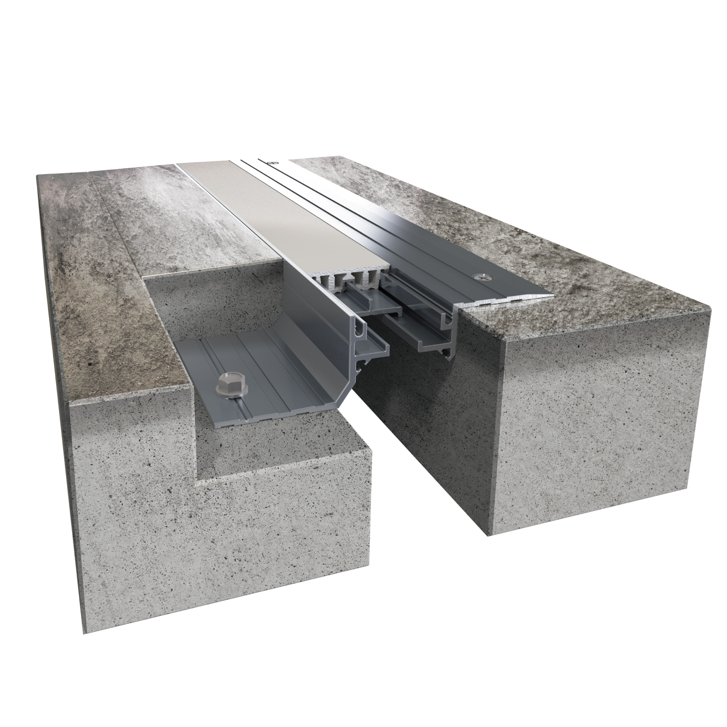 107 Series Floor System Expansion Joints