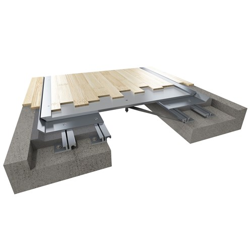 426-427-428 Series Floor System Expansion Joints