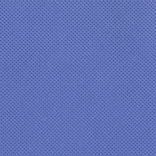 Disposable Cubicle Curtain in periwinkle color
