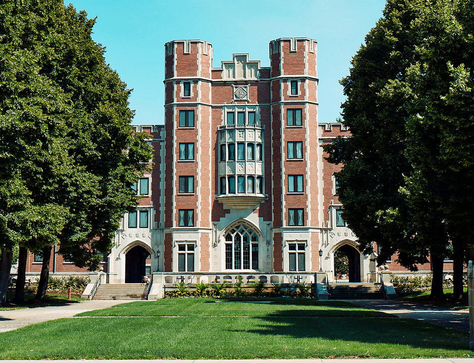 Purdue University Earhart Hall