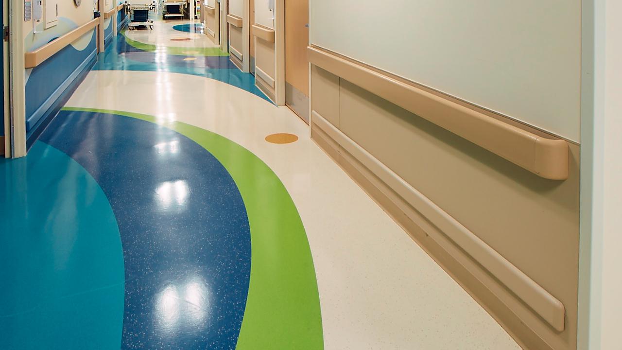 Porte & amp;  Protection murale - Produits de protection contre les chocs |  Inpro Corporation