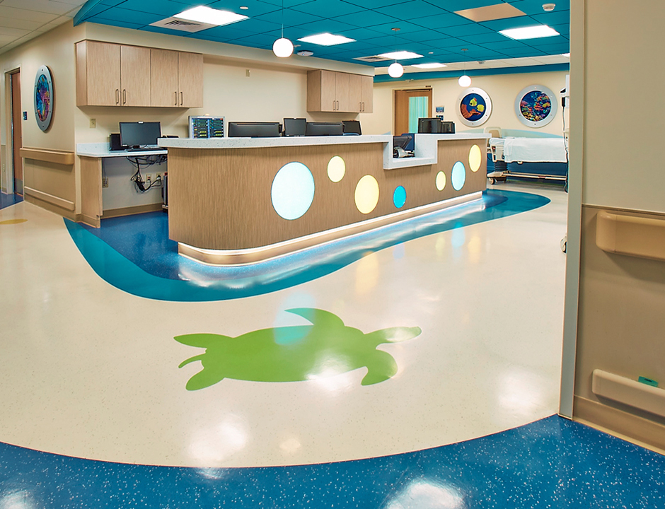 Salah Foundation Children's Hospital - Broward Health